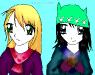 Ellen & Aalis by Bluebella
