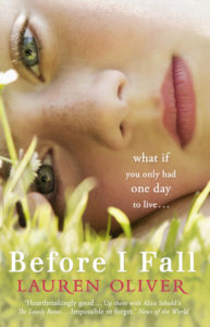 beforeifallcover 193x300 Emma Maree Reviews Before I Fall