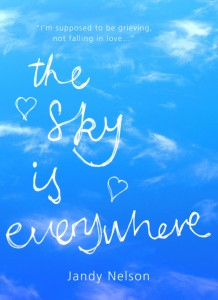 skyiseverywhere 218x300 Emma Maree Reviews The Sky is Everywhere