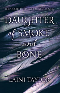 Daughter of Smoke and Bone HB 195x300 COMPETITION: The Daughter of Smoke & Bone Hardback