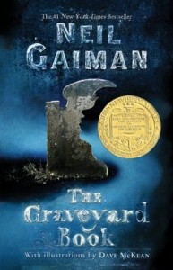 thegraveyardbook 193x300 Emma Maree Reviews: The Graveyard Book