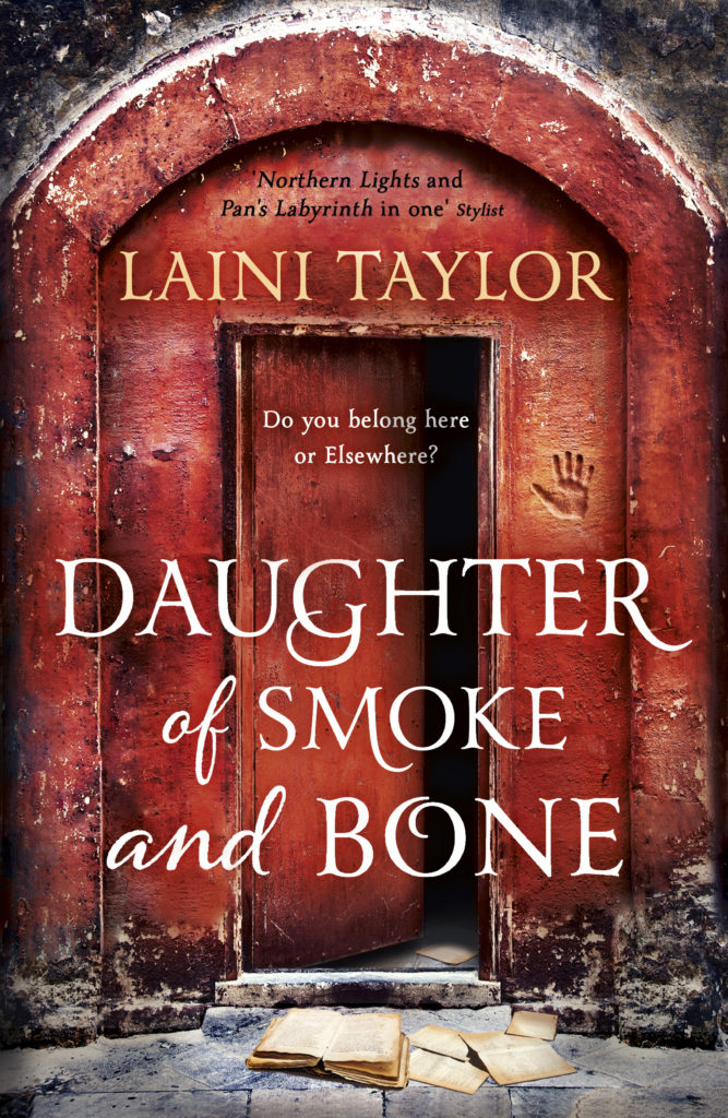Daughter of Smoke and Bone PB 667x1024 Cover Reveal! Daughter of Smoke and Bone UK Paperback