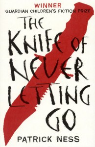 the knife of never letting go1 194x300 Emma Maree Reviews: The Knife of Never Letting Go