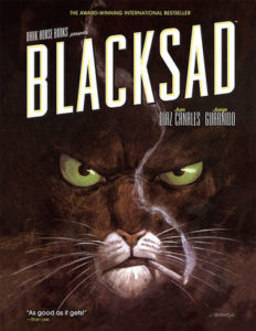 blacksad 232x300 Emma Maree Reviews: Blacksad