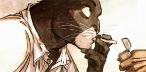 blacksad1 300x148 Emma Maree Reviews: Blacksad