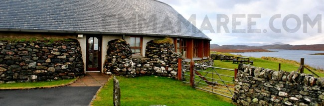Callanish Visitor Centre, Isle of Lewis