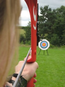 archerytarget 225x300 February Targets: The Results