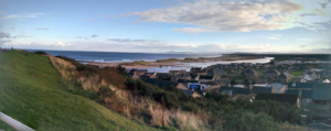 Panoramic of Lossiemouth
