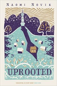 UpRooted UK Hardback Cover