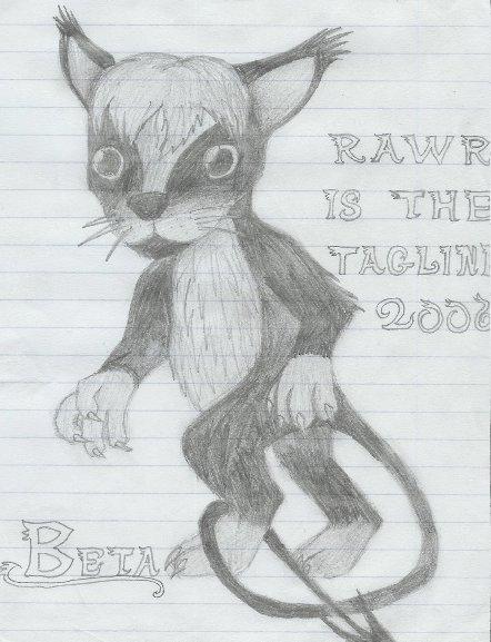 Beta (Sketch) by Triss