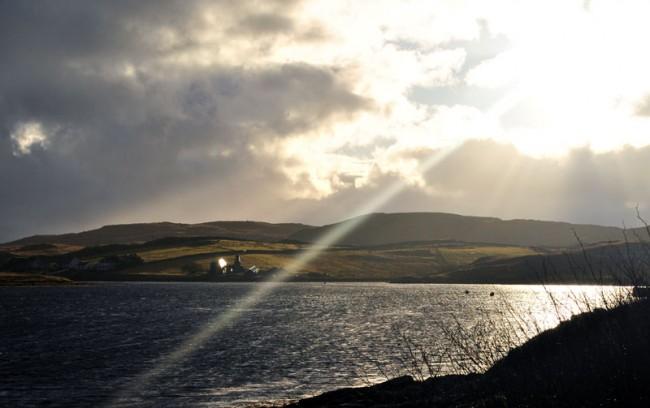 A Loch Near Callanish, Isle of Lewis
