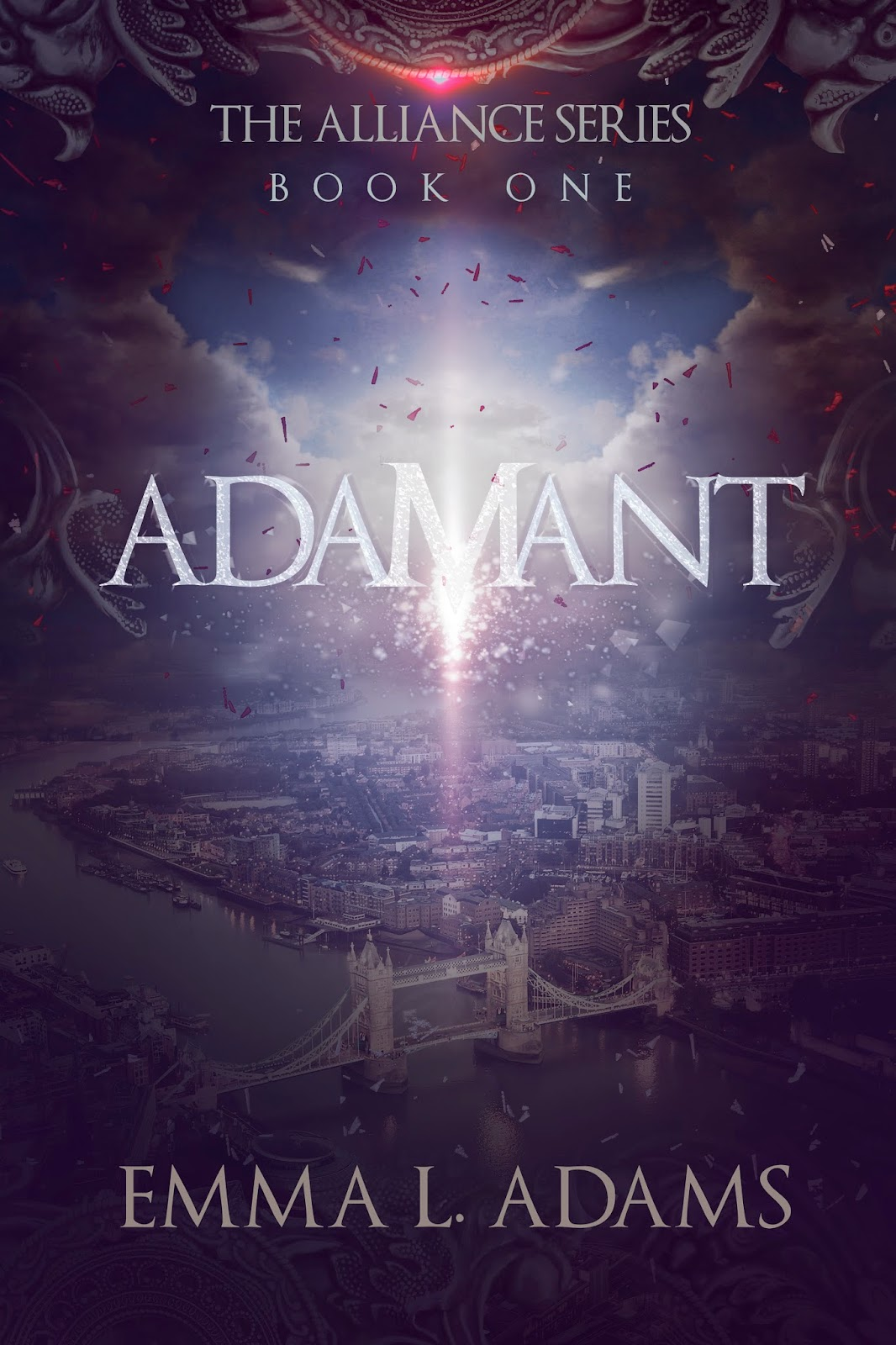 ADAMANT final front cover